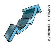 business growing statistics | Shutterstock .eps vector #645402901