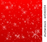 abstract christmas background... | Shutterstock . vector #64540354