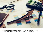 business ideas   business...   Shutterstock . vector #645456211
