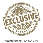 grunge rubber stamp with the... | Shutterstock .eps vector #64564924