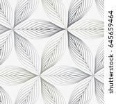 linear vector pattern ... | Shutterstock .eps vector #645659464