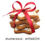 A Stack Of Four Cookies....