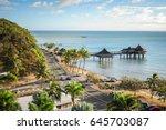 noumea  new caledonia | Shutterstock . vector #645703087