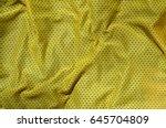 sport clothing fabric texture... | Shutterstock . vector #645704809