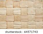 wicker placemat texture | Shutterstock . vector #64571743