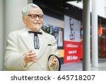 bangkok  thailand  may 23  2017 ... | Shutterstock . vector #645718207