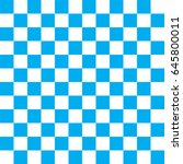 blue and white squares pattern... | Shutterstock .eps vector #645800011