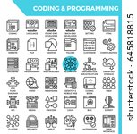 coding   programming concept...