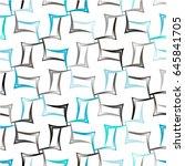 grid background.  tiled... | Shutterstock .eps vector #645841705