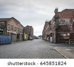 Old And Derelict Warehouse Next ...
