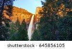 Majestic Yosemite Falls...