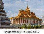The Silver Pagoda Of Royal...