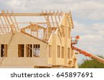 Small photo of House building