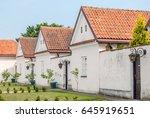 wigry monastery  masuria  poland | Shutterstock . vector #645919651
