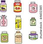 doodle jam element | Shutterstock .eps vector #64602385