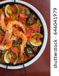 Small photo of Shrimp and Muscle Paella