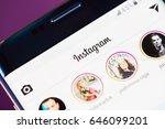 new york  usa   may 22  2017 ... | Shutterstock . vector #646099201
