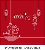 turkey ramadan fast eve...