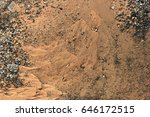 natural earth surface background | Shutterstock . vector #646172515