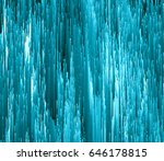 colorful glitched background.... | Shutterstock .eps vector #646178815