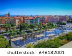 nice  france | Shutterstock . vector #646182001