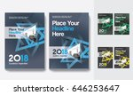 city background business book... | Shutterstock .eps vector #646253647
