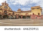 barcelona spain april 21 2016 ... | Shutterstock . vector #646253911