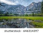 Yosemite Falls And Its...