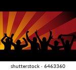 live concert | Shutterstock .eps vector #6463360