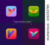 application icons set 01....