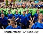 vinnytsia ukraine   may 20 ... | Shutterstock . vector #646356859