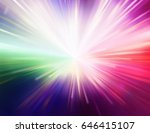 vector illustration of abstract ...   Shutterstock .eps vector #646415107