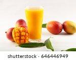Refreshingly Cold Fresh Mango...