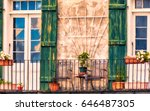 French Quarter Balcony  New...