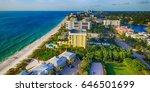 Small photo of Naples coastline, Florida aerial view.