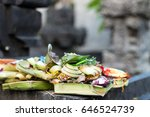bali  indonesia   may 4  2017 ... | Shutterstock . vector #646524739