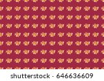 Seamless Pattern Little Flower...