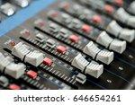 voice control | Shutterstock . vector #646654261