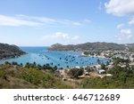 vinh hy bay | Shutterstock . vector #646712689