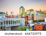 worcester  massachusetts  usa... | Shutterstock . vector #646732975