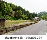 iwami ginzan  omori  japan   | Shutterstock . vector #646808299