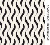seamless ripple pattern....   Shutterstock .eps vector #646820977