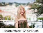 cannes  france   may 22  2017 ... | Shutterstock . vector #646840285
