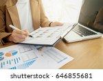 business concept. business...   Shutterstock . vector #646855681