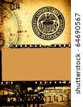abstract us dollar | Shutterstock . vector #64690567