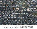 pebble pavement | Shutterstock . vector #646942609