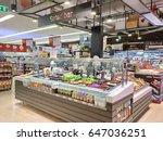 bangkok  thailand   24 may 2017 ... | Shutterstock . vector #647036251