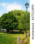 Countryside. Pub  Lantern And...