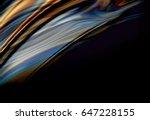 an abstract background... | Shutterstock . vector #647228155