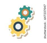 setting | Shutterstock .eps vector #647237047